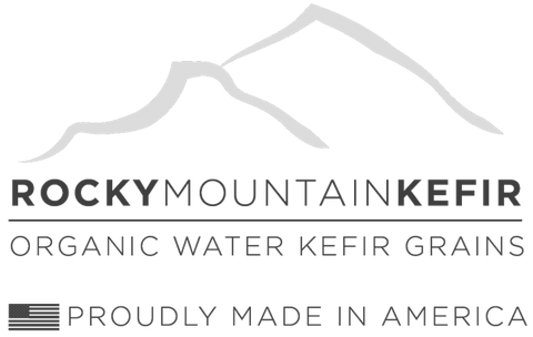Rocky Mountain Kefir Grains