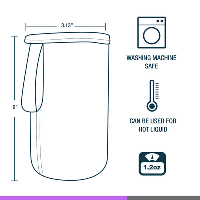 Mason Jar Insulating Sleeves