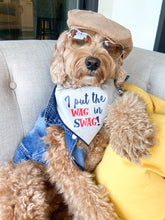 Load image into Gallery viewer, DENIM Dog Vest