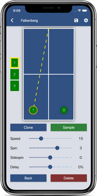 The Power Pong App