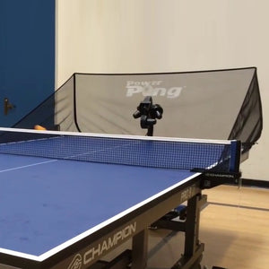 Power Pong 5000 Table Tennis Robot