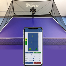 Load image into Gallery viewer, Power Pong Omega Table Tennis Robot