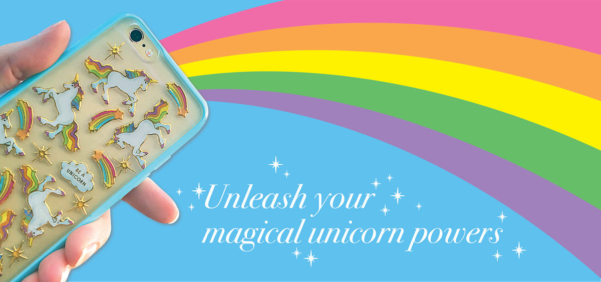 Mrs. Grossman's Sticker Puffies, Be a Unicorn