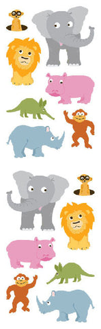 Chubby Jungle Animals