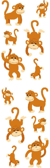 Playful Monkeys