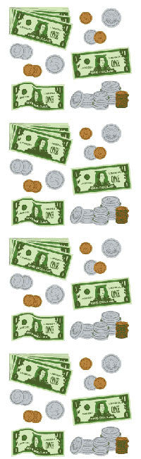 Money Stickers - Mrs. Grossman's