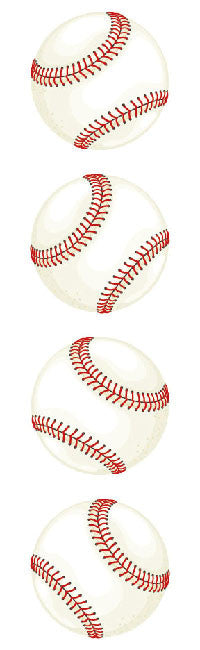 Baseball Stickers - Mrs. Grossman's