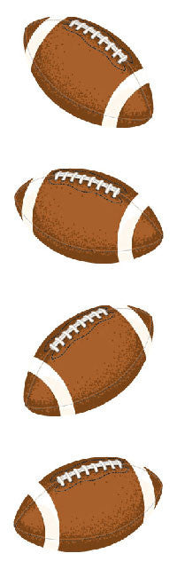Football Stickers - Mrs. Grossman's