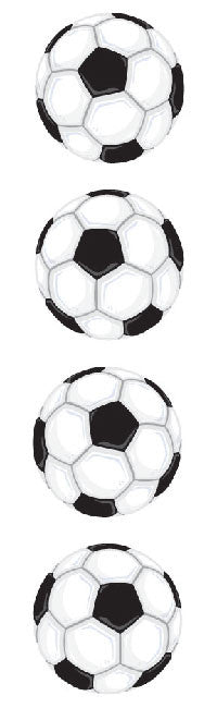 Soccer Ball Stickers - Mrs. Grossman's