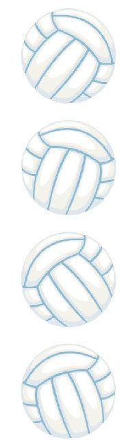 Volleyball Stickers - Mrs. Grossman's