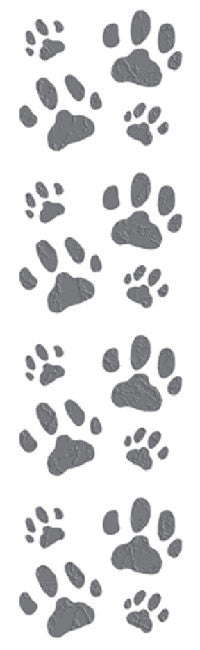 Cat Paws Stickers - Mrs. Grossman's