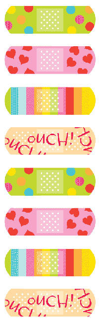 Bandages Stickers - Mrs. Grossman's