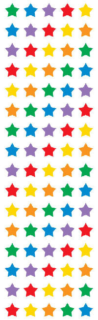 Micro Stars, sticker, Mrs. Grossman's Sticker Factory