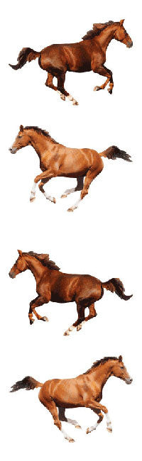 Galloping Horses Stickers - Mrs. Grossman's
