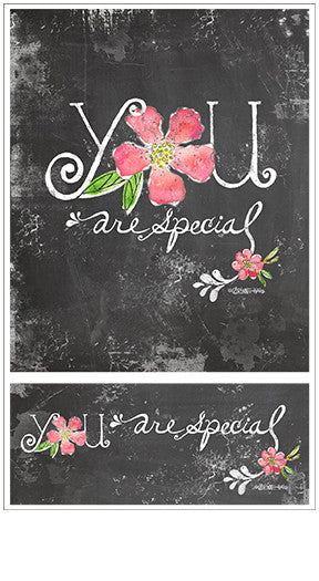 Chalk Talk You Are Special Stickers - Mrs. Grossman's