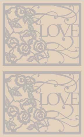 Love in Bloom Stickers - Mrs. Grossman's