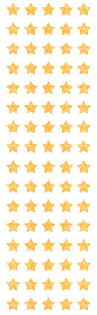 Stars, Gold, Micro, Sparkle Stickers - Mrs. Grossman's