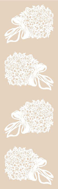 Bouquet Stickers - Mrs. Grossman's