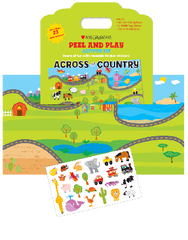 Across the Country Peel & Play