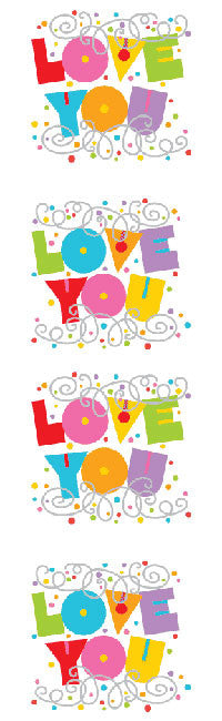 Expressions Love You, Reflections Stickers - Mrs. Grossman's
