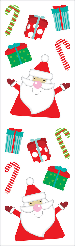 Santa's Gifts Stickers