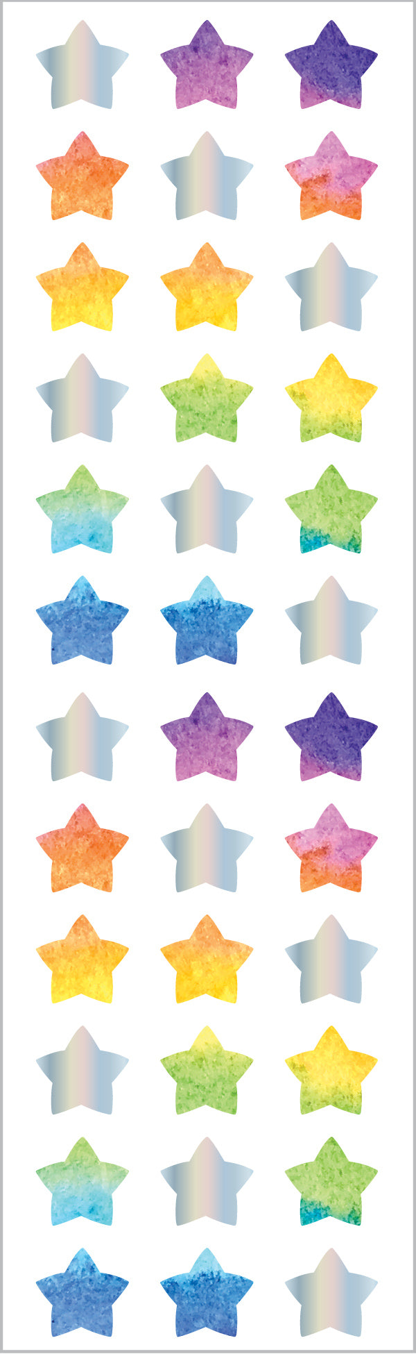 Limited Edition Multi Micro Stars