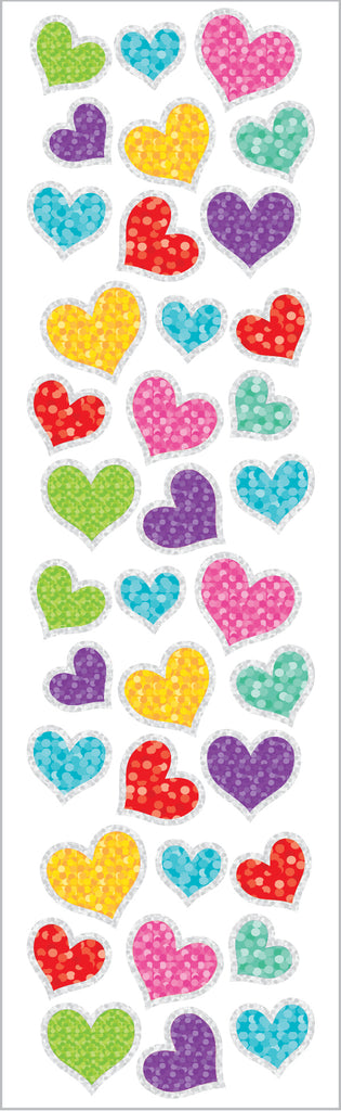 Limited Edition Jewel Heart Too - Mrs. Grossman's