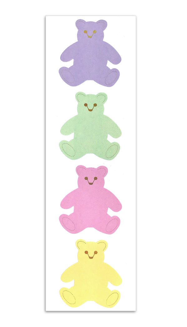 Limited Edition Pastel Bears - Mrs. Grossman's