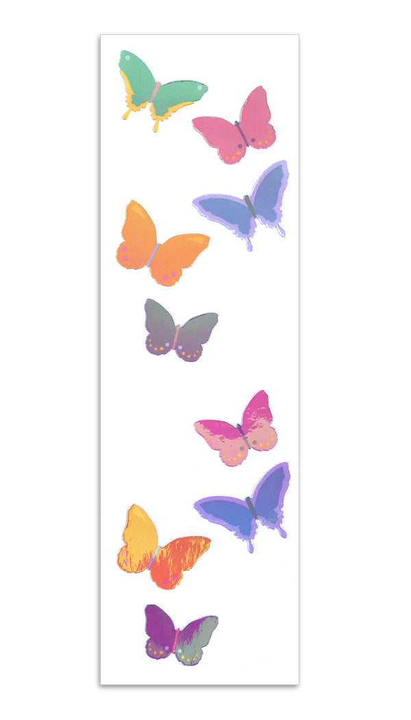 Limited Edition Opal Butterflies