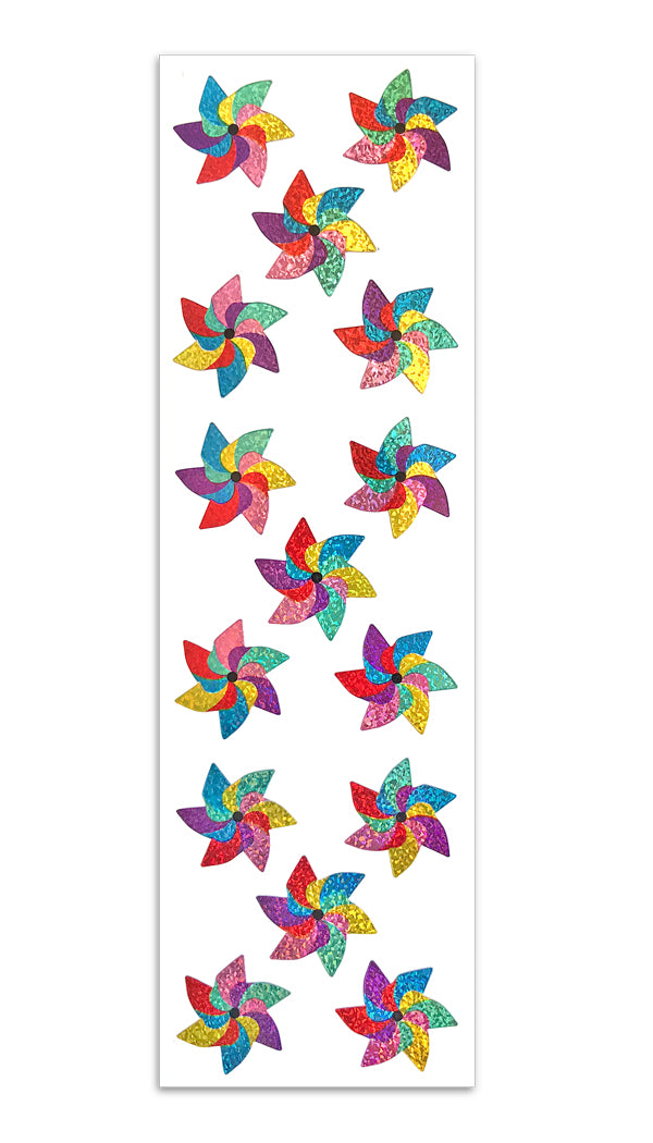 Limited Edition Pinwheels