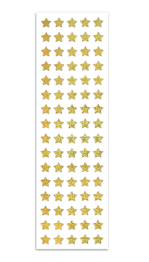 Limited Edition Micro Gold Star