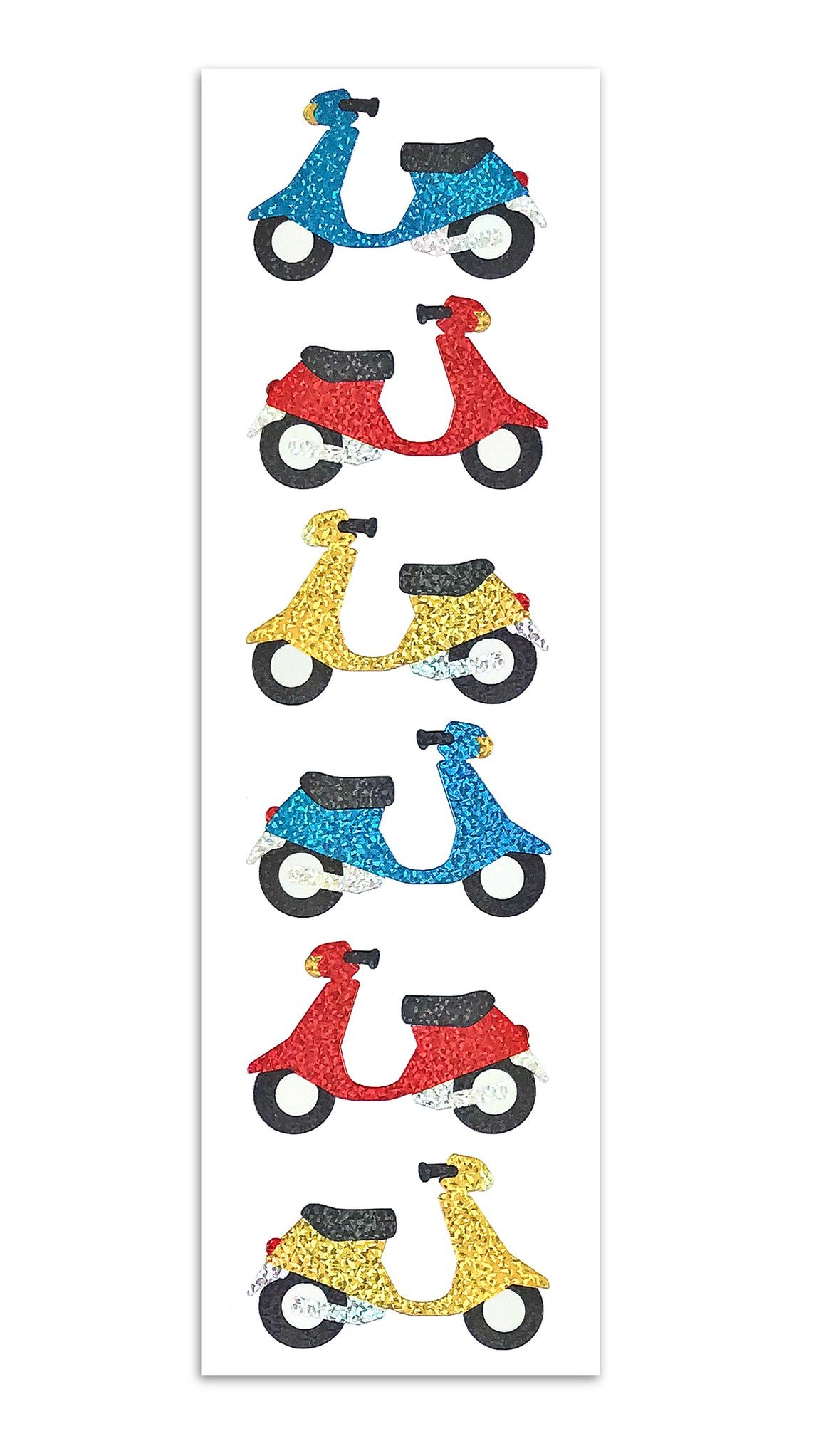Limited Edition Scooters
