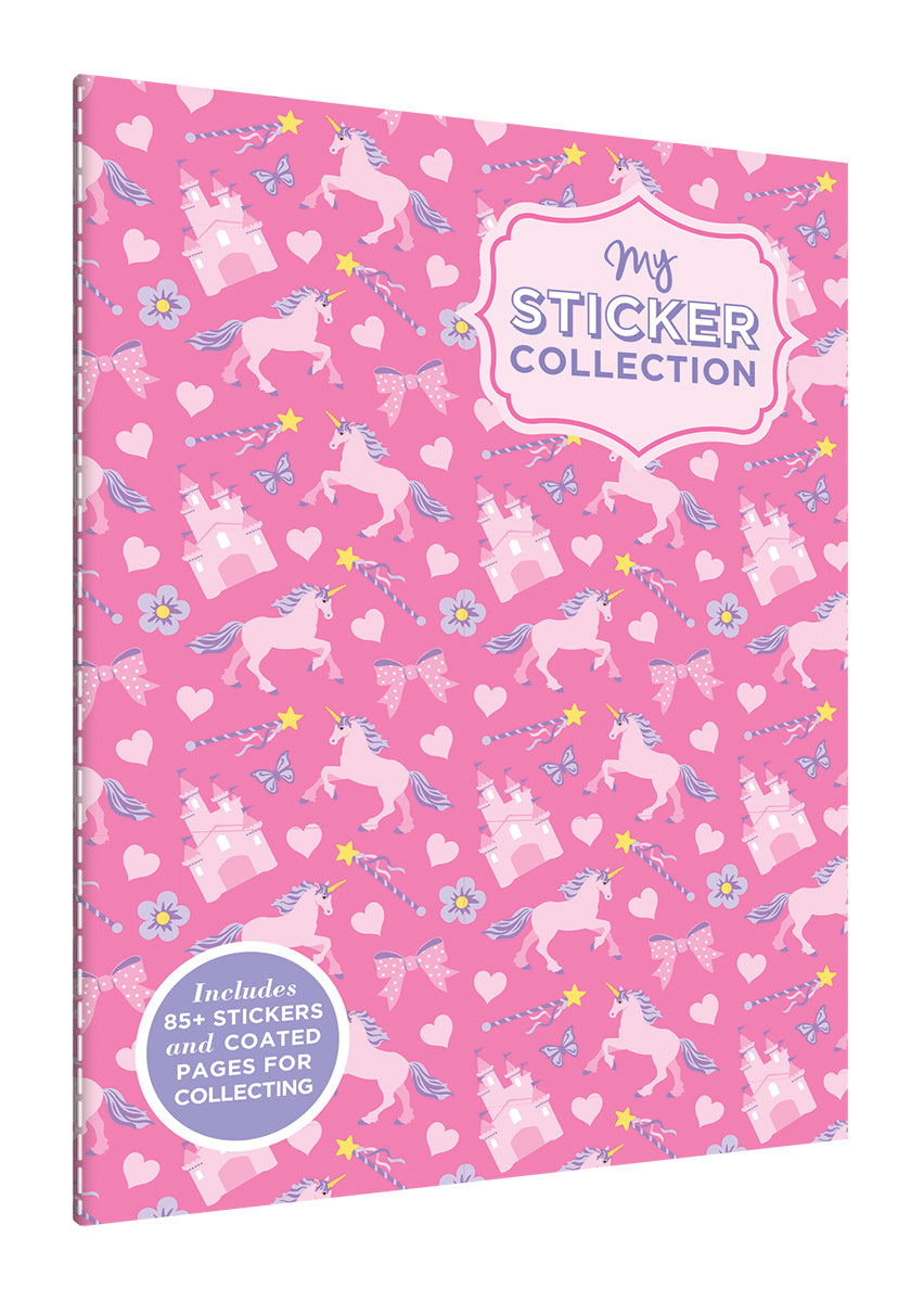Princess Sticker Collection Book - Mrs. Grossman's