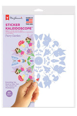 Fairy Garden Sticker Kaleidoscope™