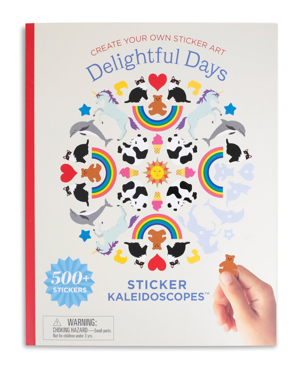 Delightful Days Kaleidoscopes™ Book - Mrs. Grossman's