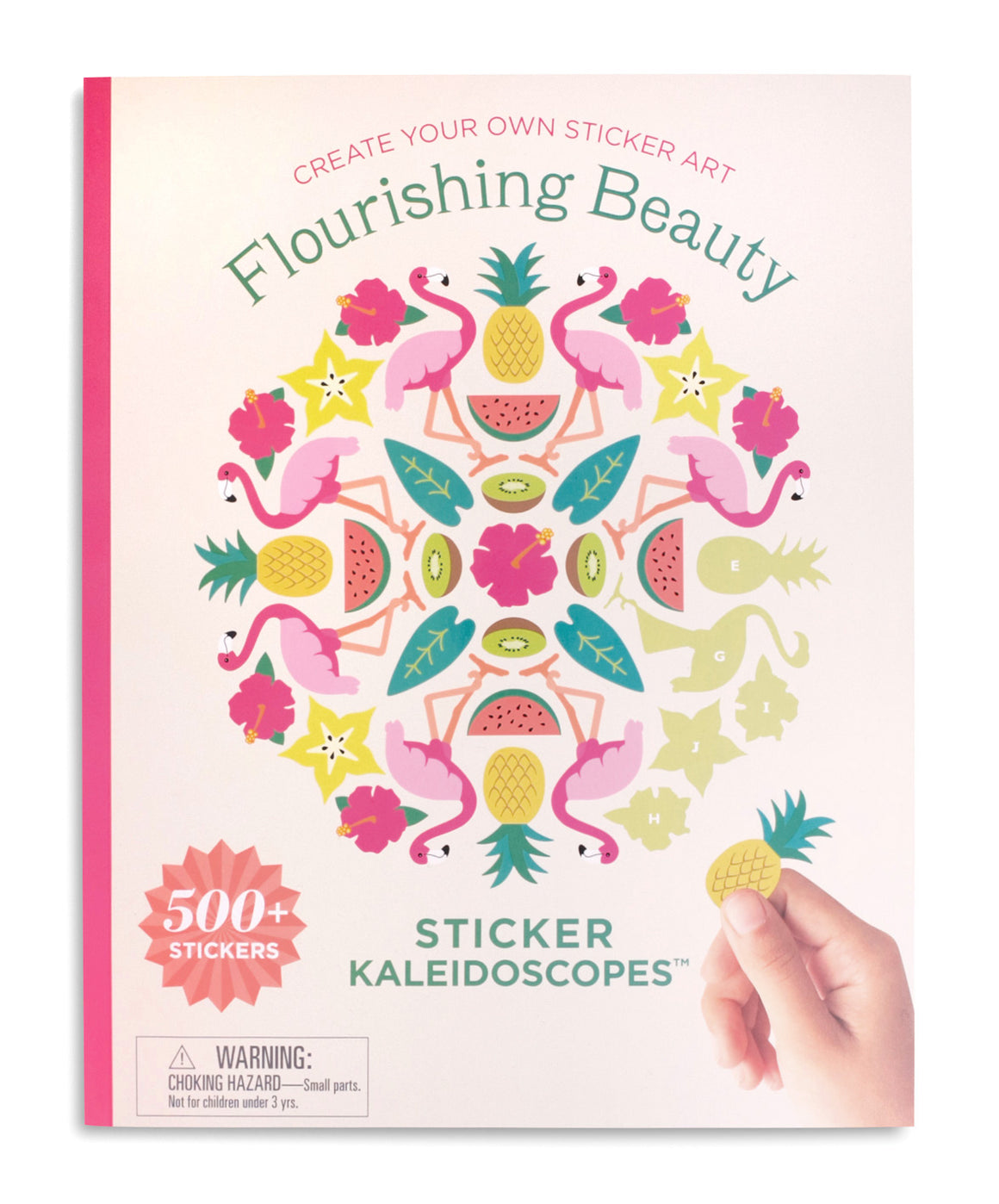 Flourishing Beauty Sticker Kaleidoscopes™ Book - Mrs. Grossman's