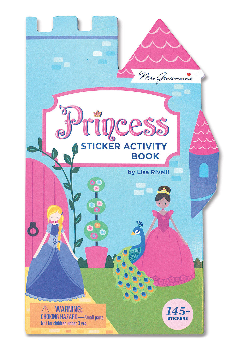 Princess Sticker Activity Book - Mrs. Grossman's