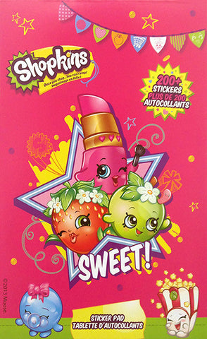 Shopkins™ Sticker Pad