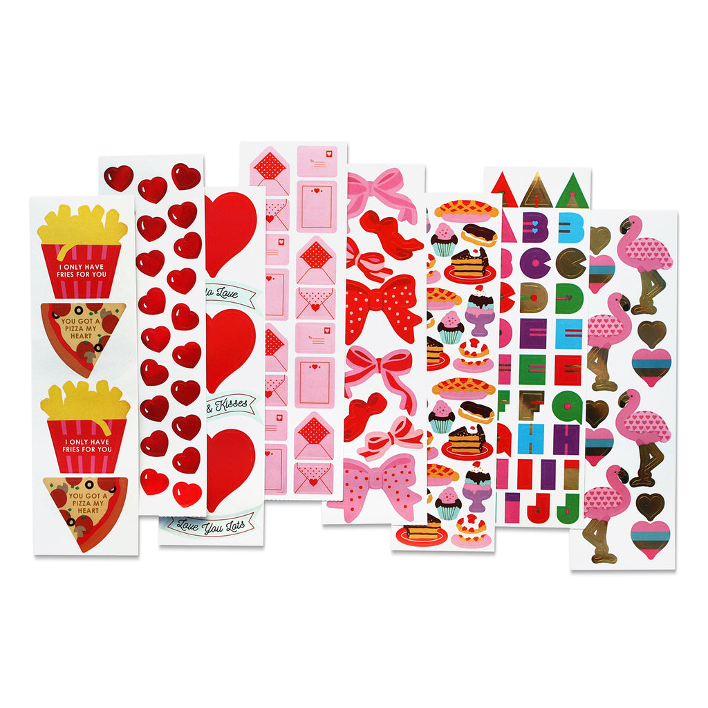 Hello Love Super Sticker Pack - Mrs. Grossman's