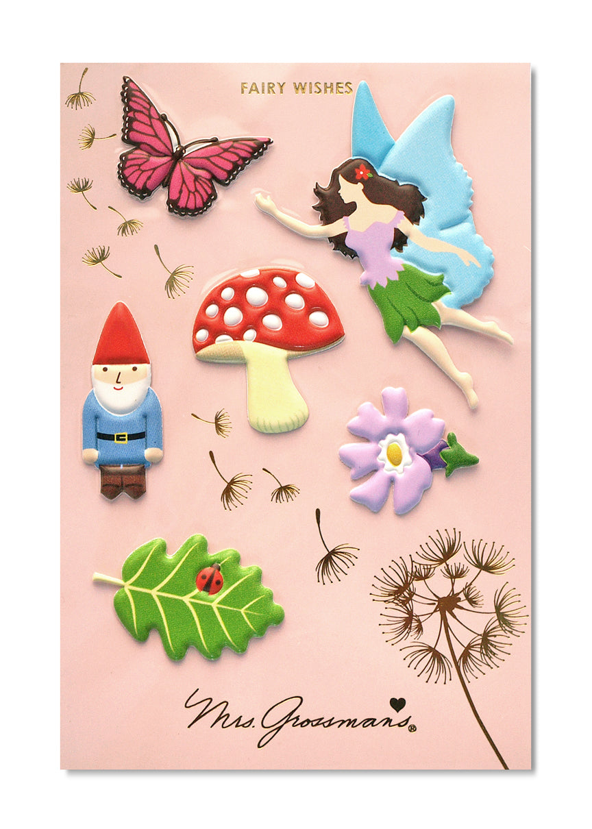Fairy Wishes Soft Puffies - Mrs. Grossman's