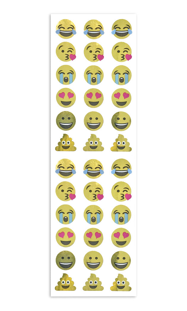 Goldmojis - Mrs. Grossman's