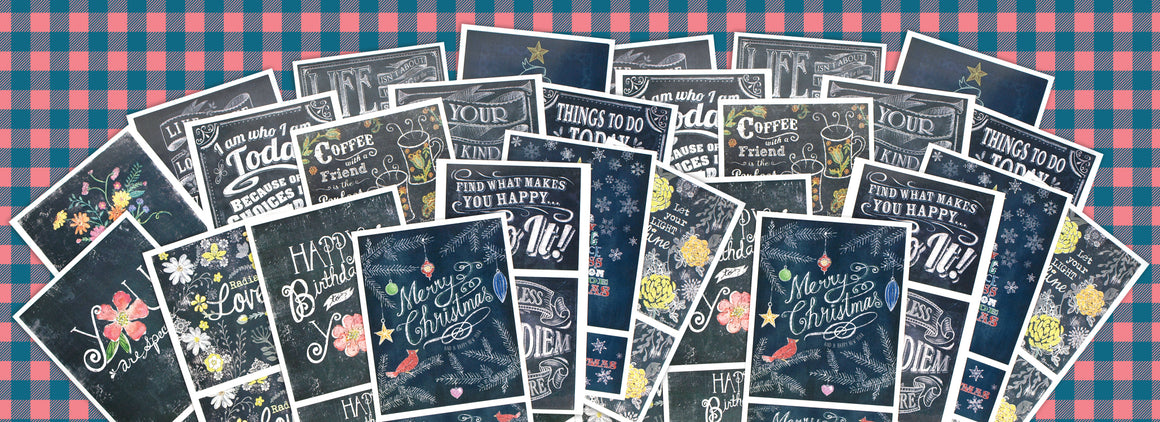 Chalk Time Jumbo Sticker Pack - Mrs. Grossman's