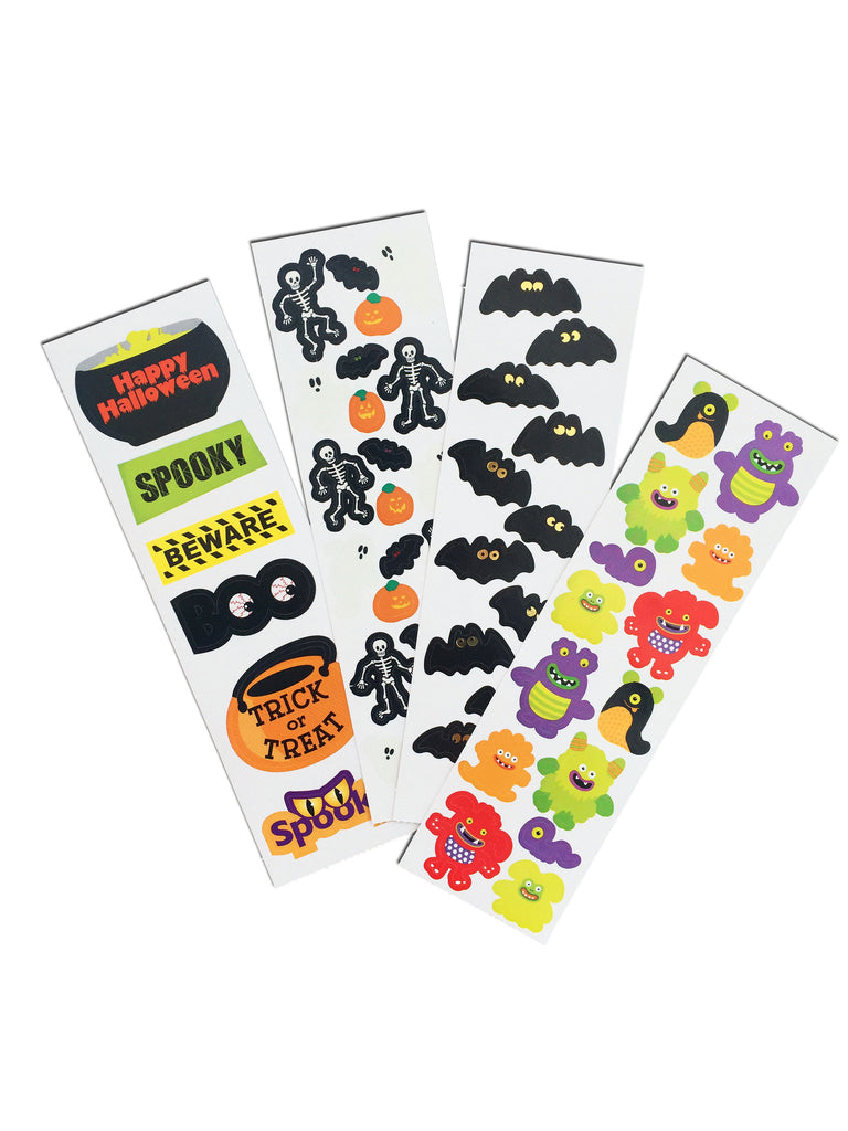 Halloween Super Pack, sticker, Mrs. Grossman's stickers