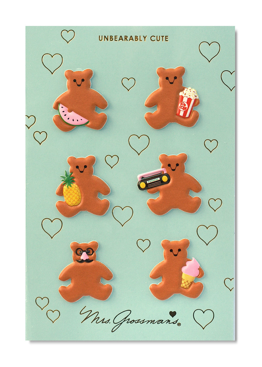 Unbearably Cute Soft Puffies - Mrs. Grossman's