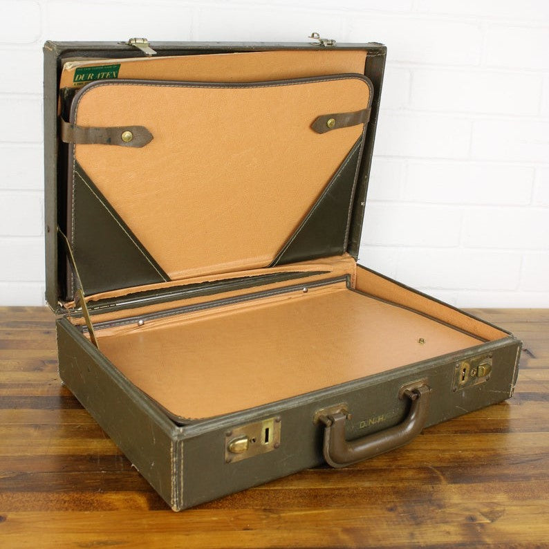 Briefcases And Attaches