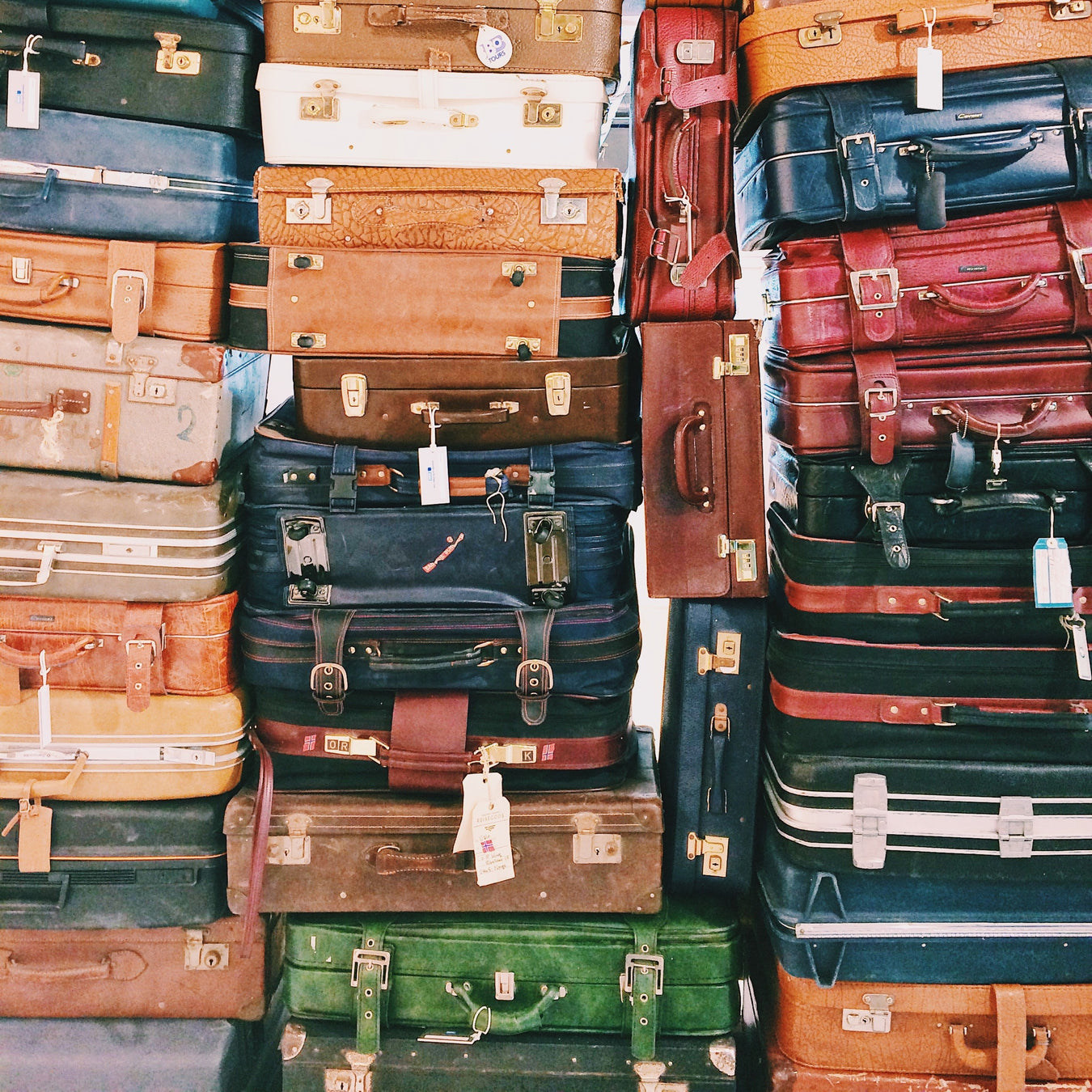 Luggage And Bags