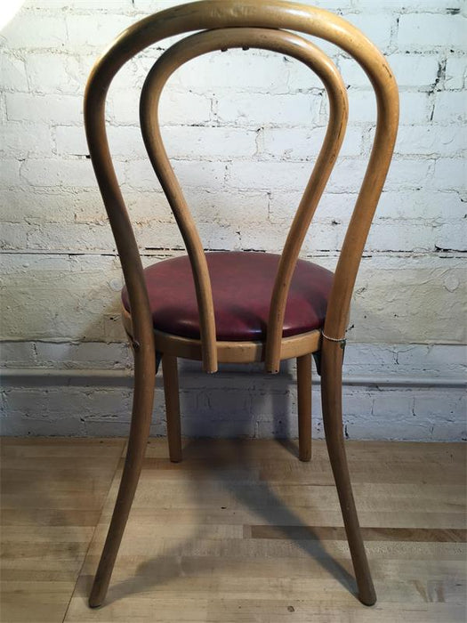 Light Brown Bentwood Chair