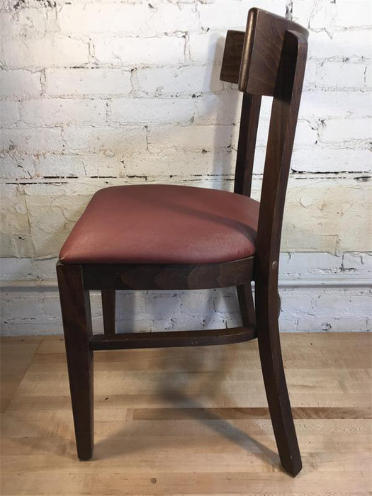 Brown Cafe Chair