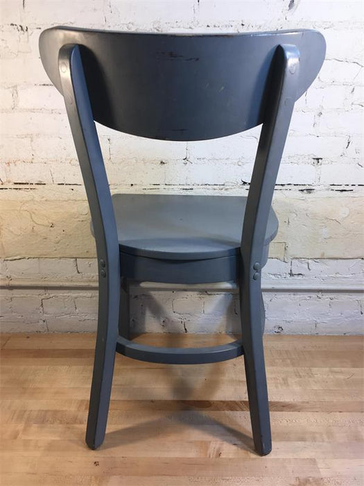 Primer Grey Cafe Chair