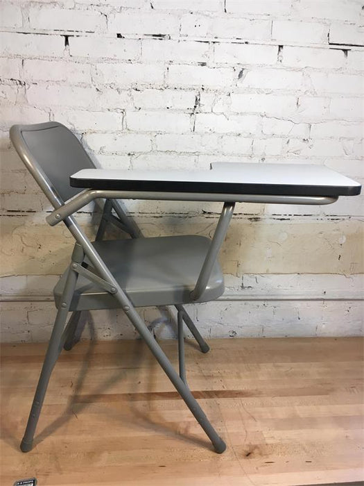 Folding Chair With Desk